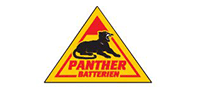 Batterien Logo Panther